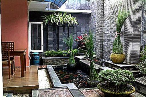 Desain Taman Di Belakang Rumah | Gallery Taman Minimalis