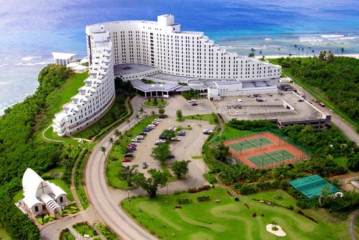 ホテル・ニッコー・グアム 外観イメージ