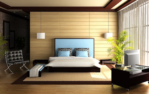 Bedroom Pendant Lighting