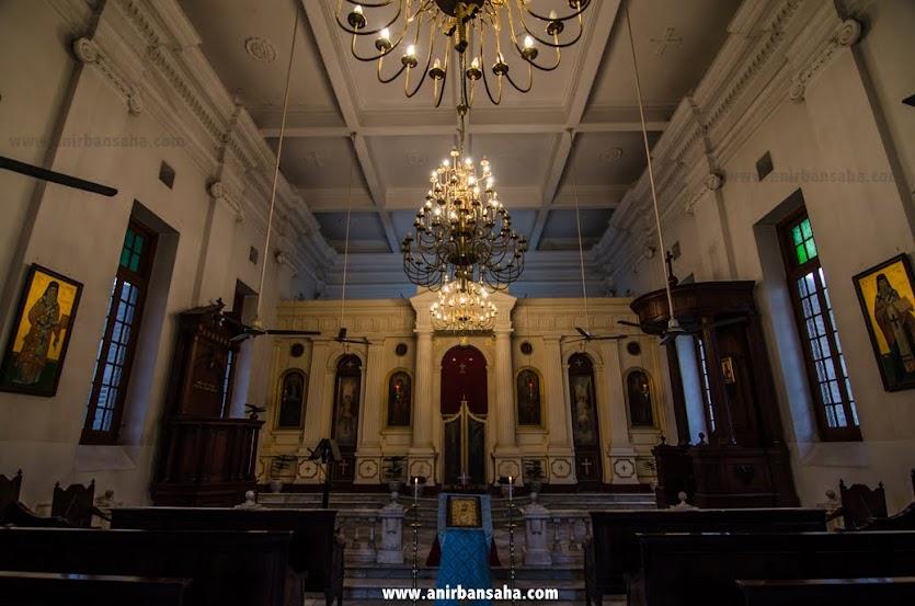 Greek Orthodox Church of Calcutta, Transfiguration of the Saviour Church, Kalighat church, Greek in Kolkata, Greek in Bengal, Greek traders