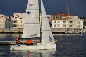 J/70 sailing Marstrand, Sweden