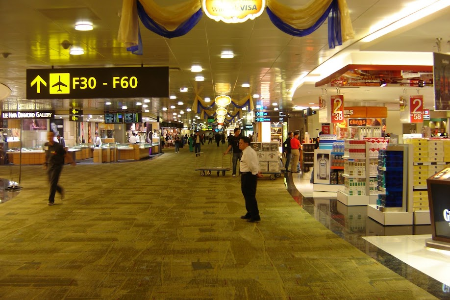 Going Around Penang