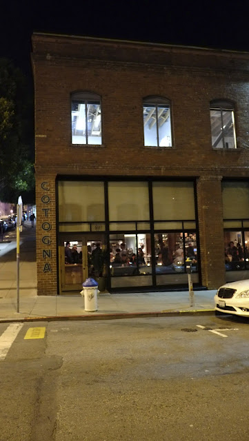 SF - Cotogna (Jackson Square) - storefront