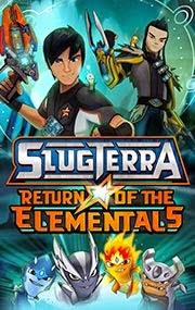 Slugterrâneo 2 O Retorno dos Elementais