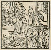 Representação do Massacre de Lisboa de 1506