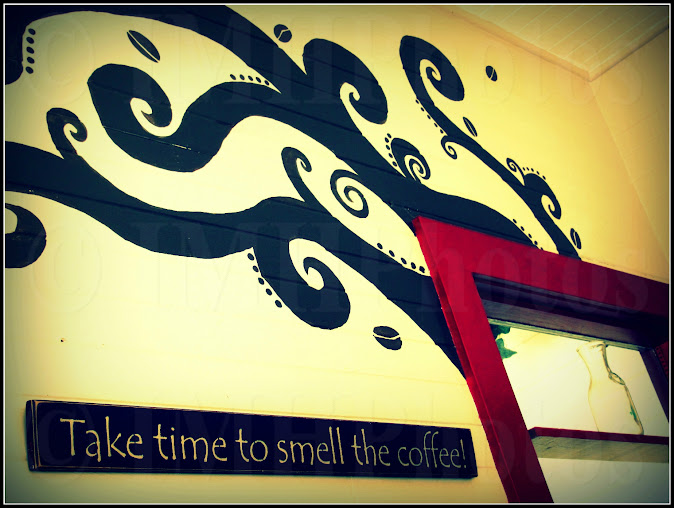 TakeTimeToSmellTheCoffee © IMHPhotos