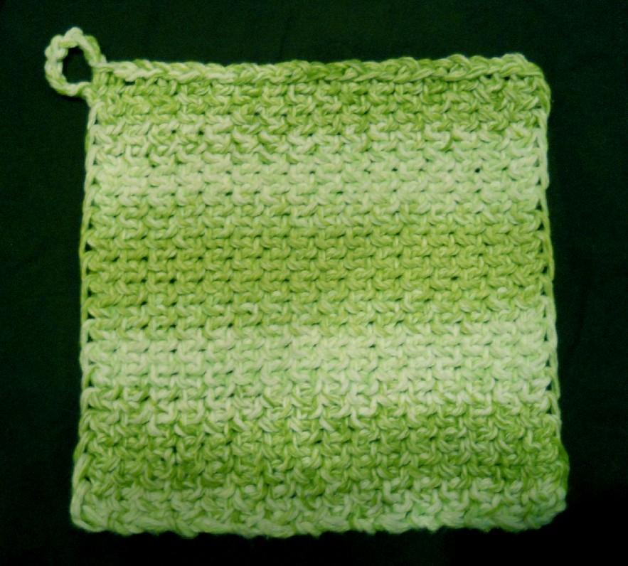 Loom Lore: Irish Washerwoman and other squares