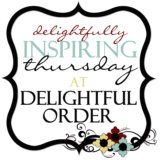 Delightfully Inspiring blog party