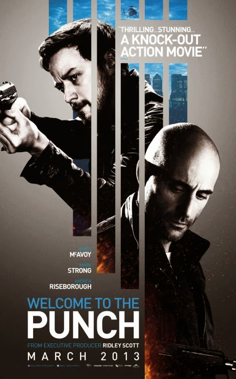 Poster Of English Movie Welcome to the Punch (2013) Free Download Full New Hollywood Movie Watch Online At Alldownloads4u.Com