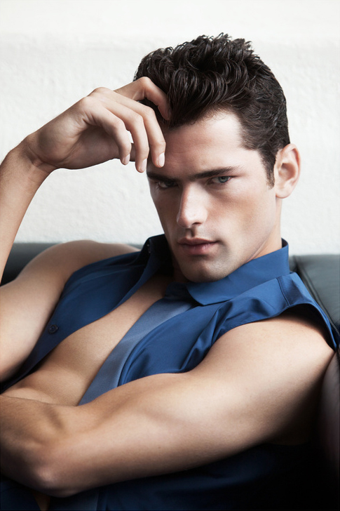 Sean O'Pry in Harper's Bazaar Men Thailand S/S 2014.  Photography by  Natth Jaturapahu.  Styled by Nichakul Kitayanubhongse.