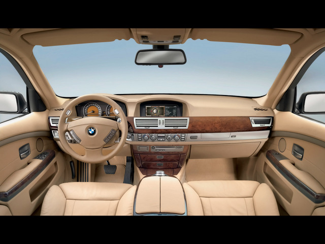 Bmw Automobiles Bmw X5 2006 Interior