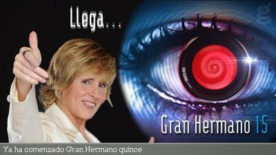 GRAN HERMANO 15 ONLINE Y DIRECTO 24 HORAS GRATIS FUERA DE ESPAÑA