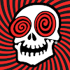 TV Laughing Skull