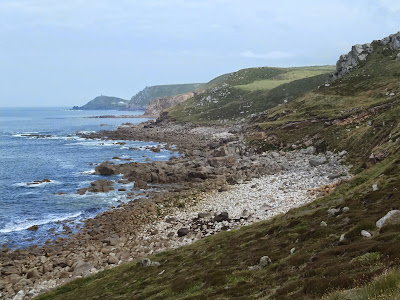 Looking towards Cape Cornwall