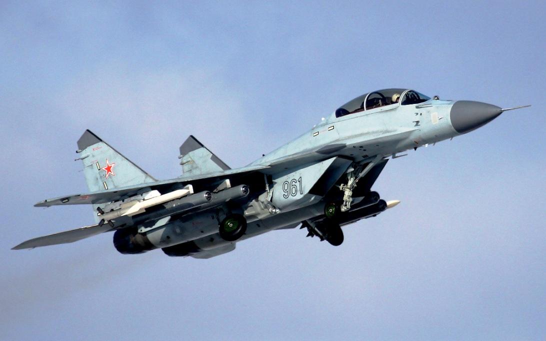 Mikoyan MiG-35 Fulcrum-F (Foto 3). PROKIMAL ONLINE Kotabumi Lampung Utara