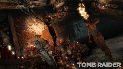 Screen Shot Of Tomb Raider (2013) Full PC Game Free Download at Alldownloads4u.Com