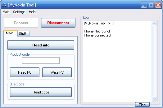 My Nokia Tool