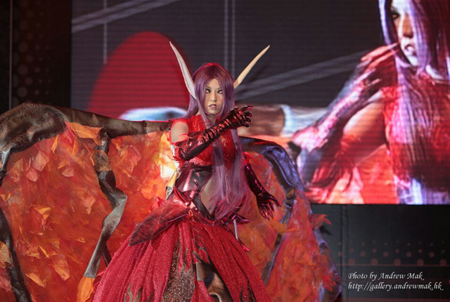 """PipiChu biến hóa với cosplay """"thiên thần sa ngã"""" - Ảnh 12"""