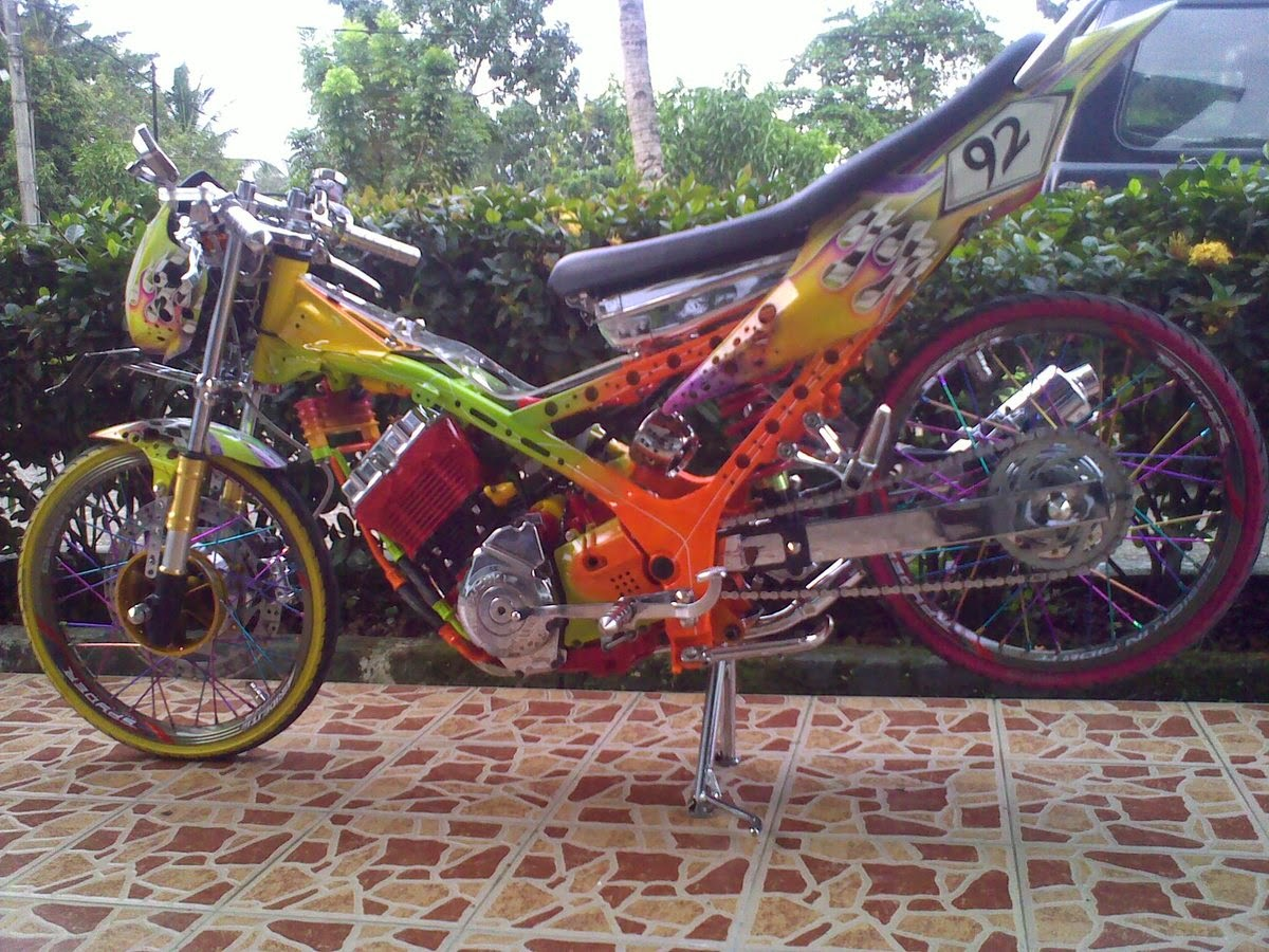 modif spin 125