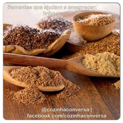 linhaça, emagrecimento, , como emagrecer, dicas para emagrecer, dietas legais, dietas saudáveis, emagrecer com linhaça, sementes ricas em fibra,