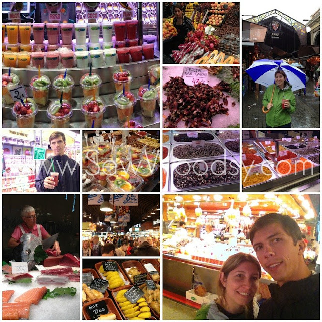 Las Ramblas Market
