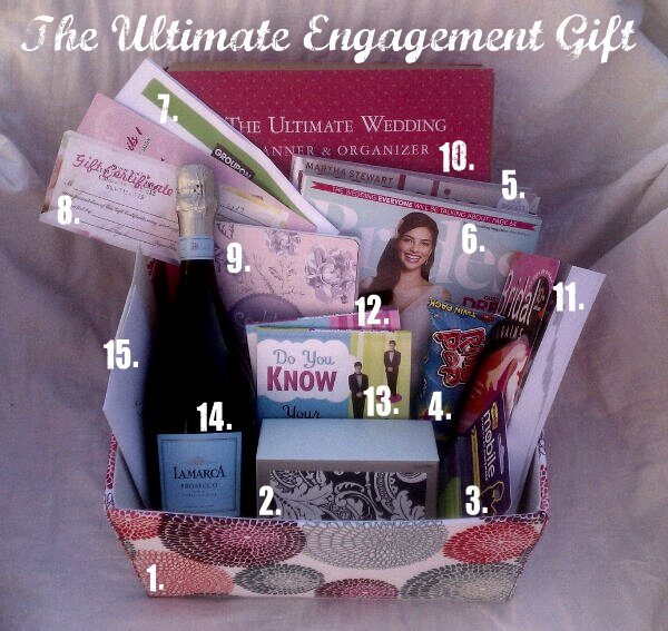 The Ultimate Engagement Gift: See below for details.