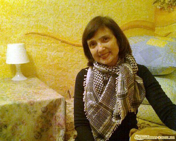 Тетяна Хмільовська. Фото з персональної сторінки в мережі ВК