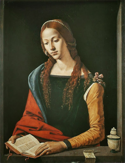 Piero di Cosimo - Saint Mary Magdalene
