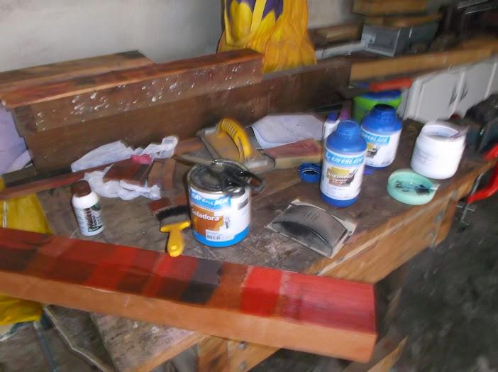Construção inspirada Les Paul Custom, meu 1º projeto com braço colado (finalizado e com áudio) - Página 3 DSCF1290