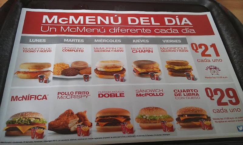 麥當勞~~~~