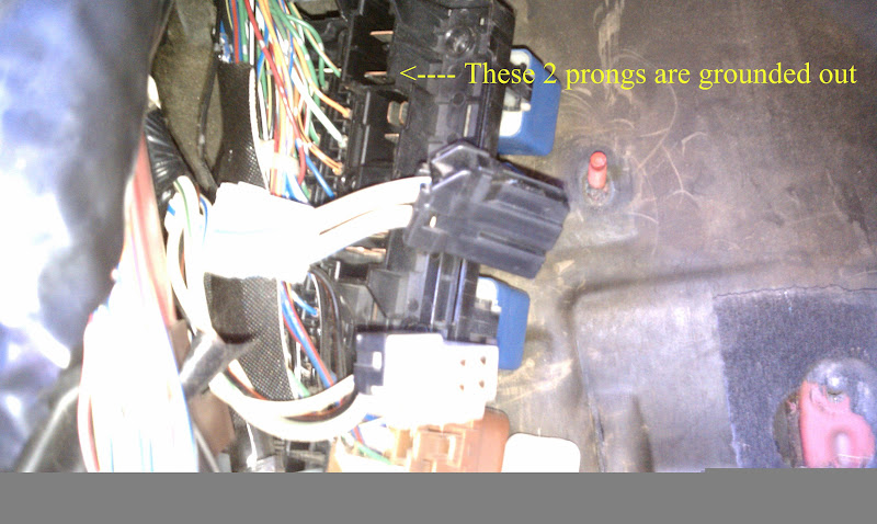 driver s side fuse box grounding the power wire nissan forum image