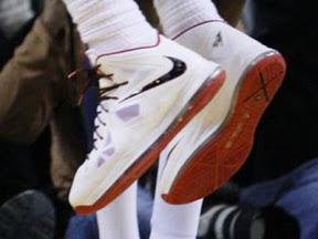 timeline 121103 shoe lebron10 homepe1 2012 13 Timeline