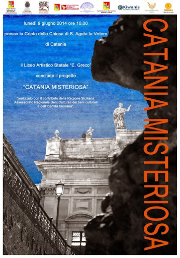 Liceo artistico E.Greco, Catania Misteriosa
