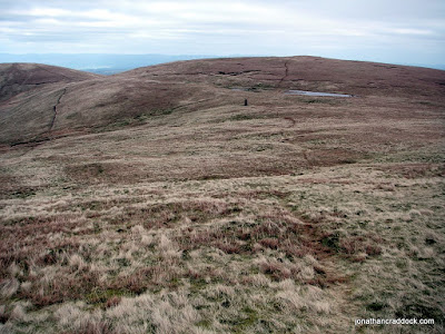 Walking between Banstree and Selside Pike