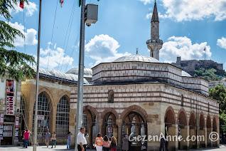 Kastamonu'da merkezdeki Nasrullah Cami