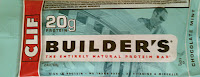 Cliff Builder's Bars
