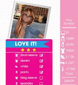 Teen Vogue Me Girl Level 65 - Denim Weekend Wear - Lea - Love It! Three Stars