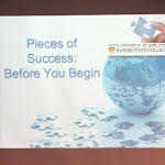 Pieces of Success: Before You Begin