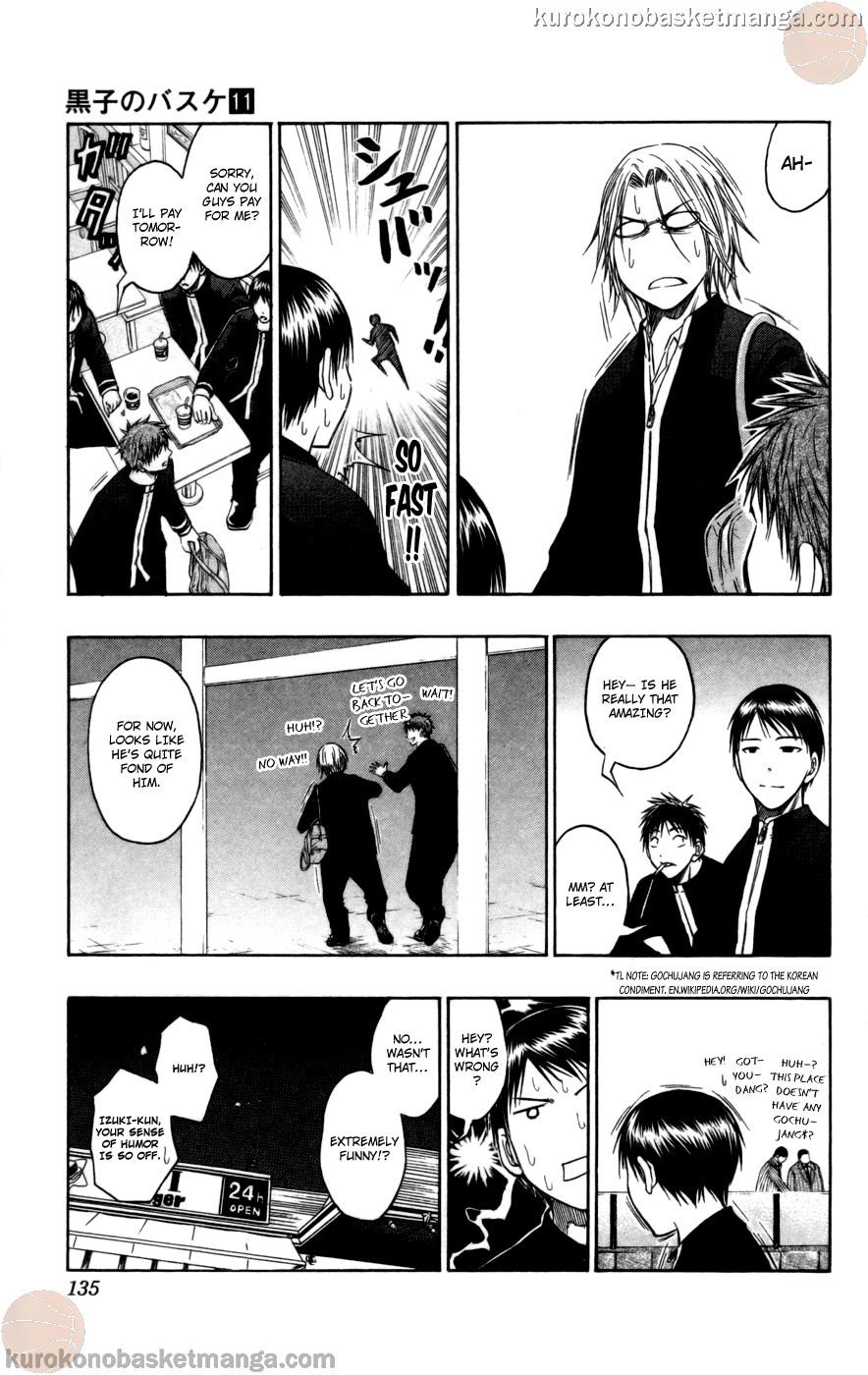 Kuroko no Basket Manga Chapter 96 - Image 09