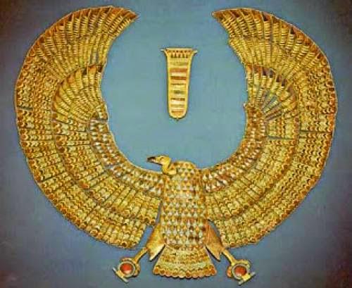Tutankhamun Vulture Collar
