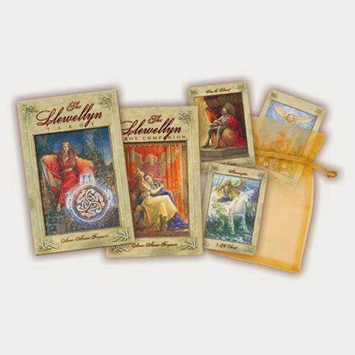 Llewellyn Tarot Card Deck