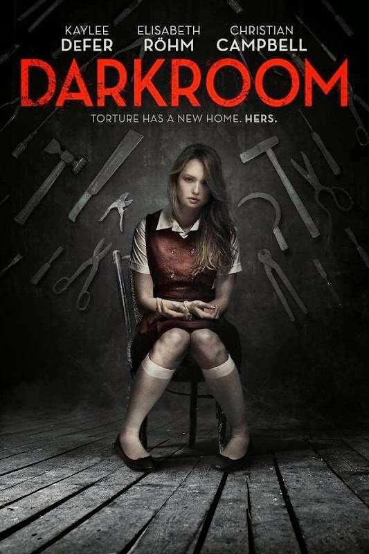 Poster Of English Movie Darkroom (2013) Free Download Full New Hollywood Movie Watch Online At Alldownloads4u.Com