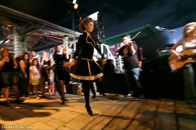 LookAtIsrael.com: Ирландский фестиваль пива Guinness в Тель Авиве (israel  тель авив пиво выставки музеи фестивали ha тахана )