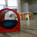 LePort Private School Irvine - Montessori infant childcare motorskills area