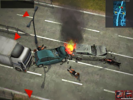 Screen Shot Of Rescue (2013) Everyday Heroes Full PC Game Free Download at Alldownloads4u.Com
