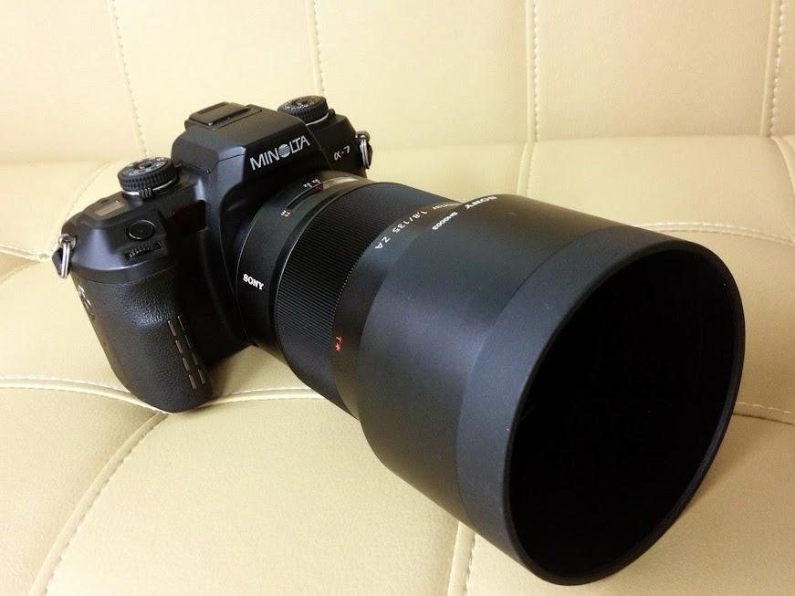 蔡司神鏡ZA 135MM F1.8試玩