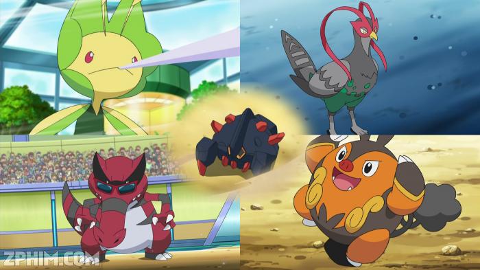 Ảnh trong phim Bảo Bối Thần Kỳ 15 - Pokemon Season 15 3