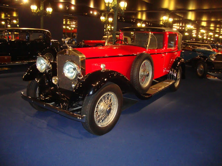 Musée Automobile de Mulhouse  DSC07067