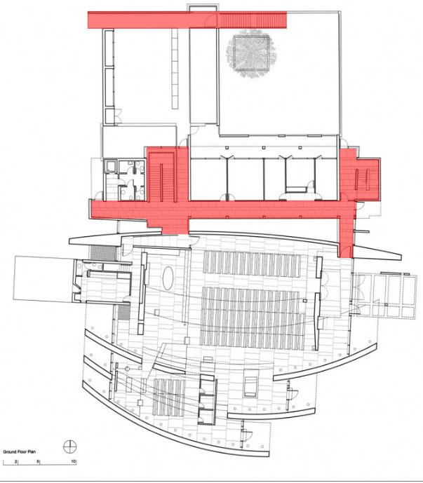 Puwana.P Design: Jubilee church