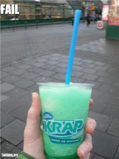 green krap drink